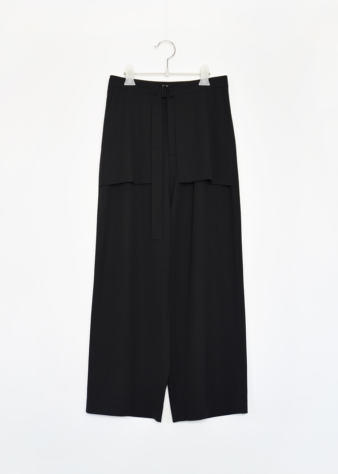 Pocket Wrap Trousers