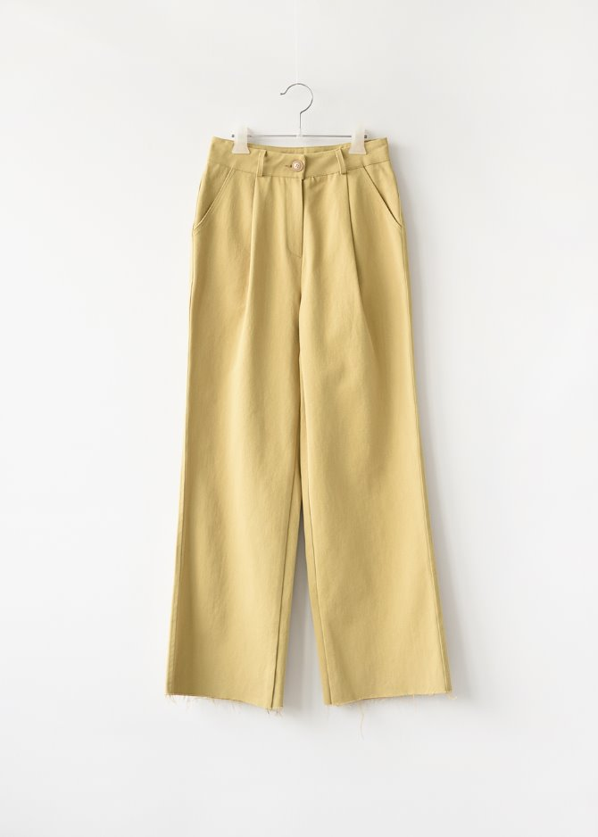 Natural Cut Chino Pants