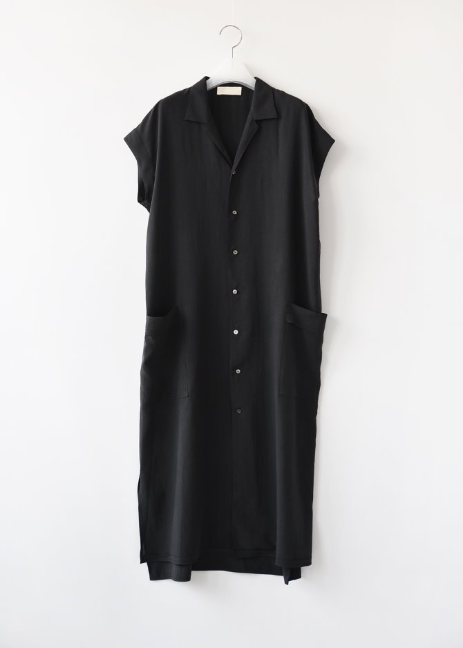 Lyocell Button down Dress