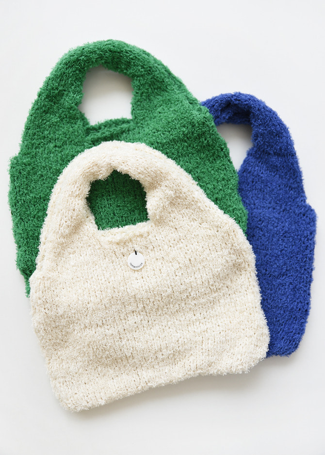 [Romanticize] Knit Tote Bag